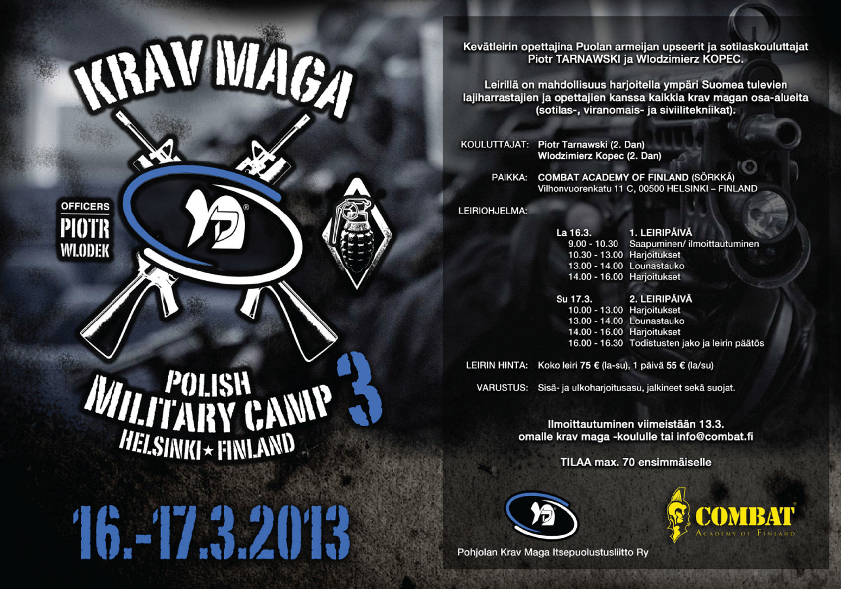 KM Polish camp 2013